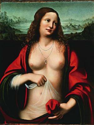 Maria Magdalene - Da Vinci og Giampietrino